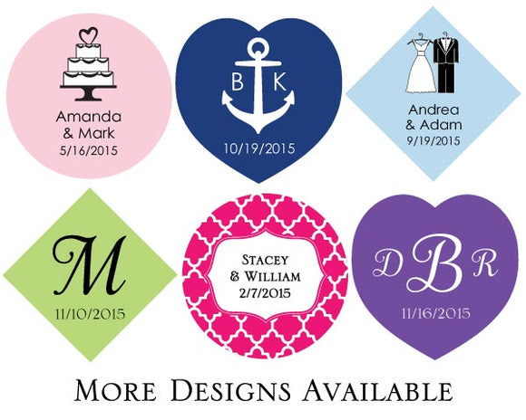 PERSONALIZED TAGS (Minimum Order of 24) - InCasaGifts