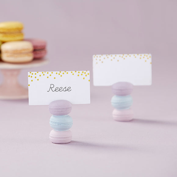Macaron Place Card Holder (Set of 6) - InCasaGifts