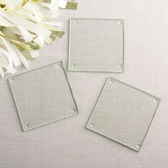 Glass Coaster - DIY (Set of 12) - InCasaGifts