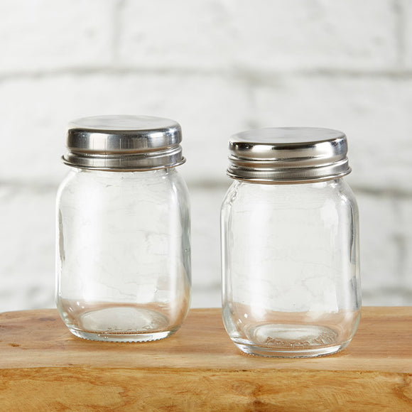 Mini Mason Jar - DIY (Set of 12) - InCasaGifts