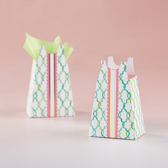 Sundress Favor Box (Set of 12) - InCasaGifts