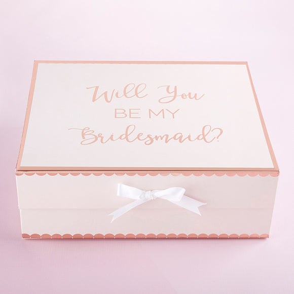 Will You Be My Bridesmaid Kit Gift Box - InCasaGifts