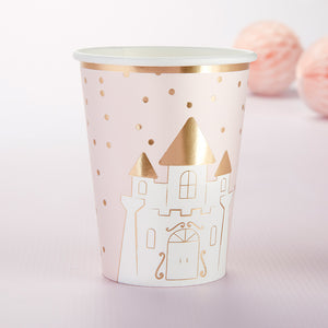 Princess 8 oz. Paper Cups (Set of 8) - InCasaGifts