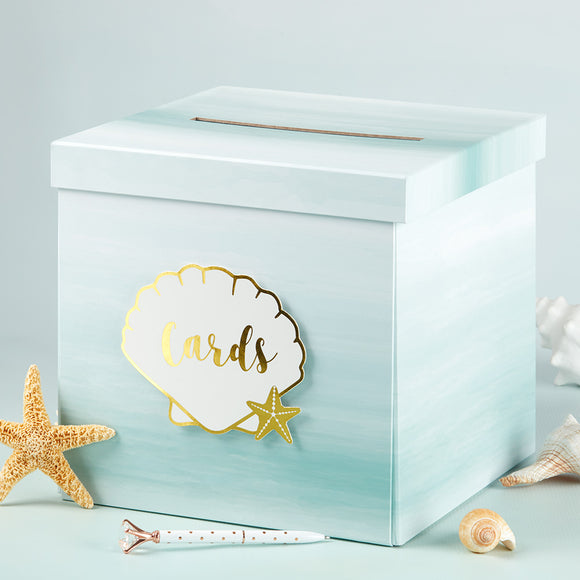 Beach Tides Card Box - InCasaGifts