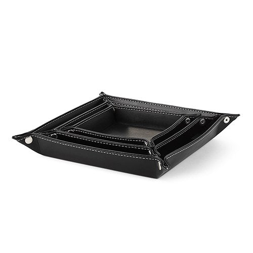 Three Piece Valet Tray Set