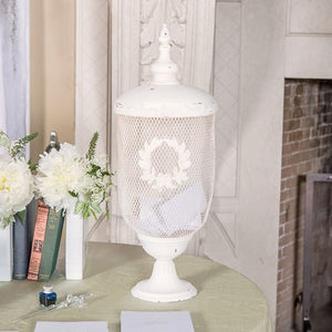 Metal Decorative Urn - InCasaGifts
