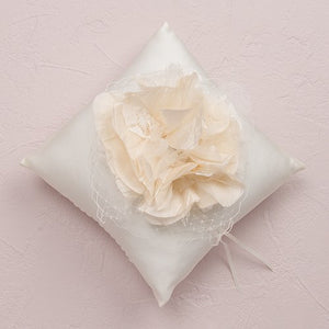 Beverly Clark La Fleur Collection Ring Pillow - InCasaGifts