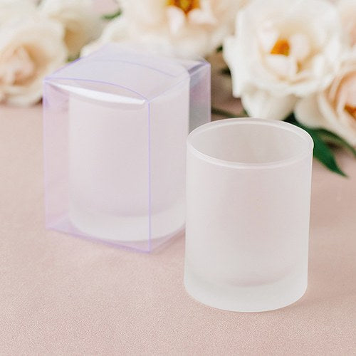Shot Glass Clear Plastic Gift Box - InCasaGifts