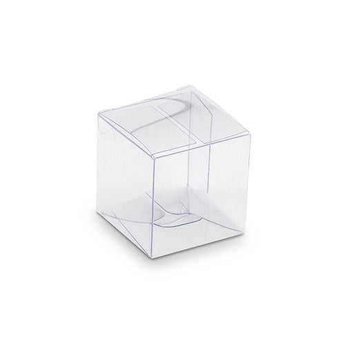 Clear Plastic Favor Gift Box - InCasaGifts