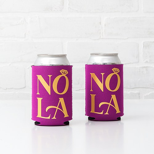 Neoprene Foam Drink Holder - NOLA - InCasaGifts