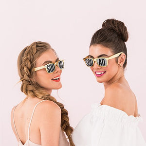 Wedding Party Pinhole Sunglasses - Squad - InCasaGifts