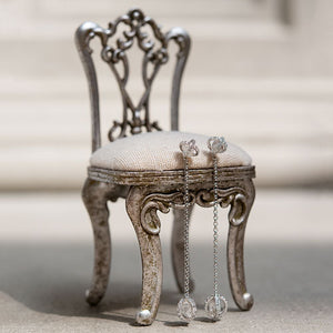Miniature Chair Jewelry Holder - InCasaGifts