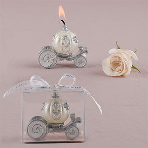 Cinderella Wedding Carriage Candle - InCasaGifts