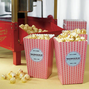 Novelty Popcorn Boxes (12)