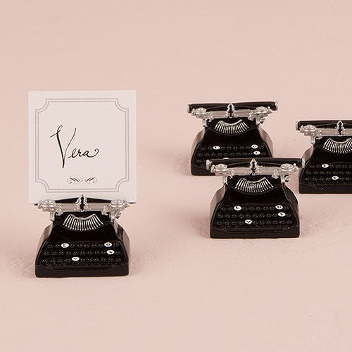 Vintage Typewriter Card Holder (6)