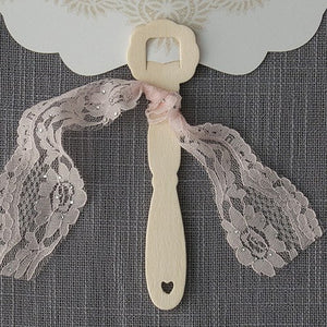 Eco - Wooden Ornate Handles for Hand Fans
