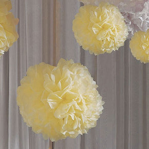 """Celebration Peonies"" Tissue Paper Flowers - Extra Large Pastel Pink - InCasaGifts"