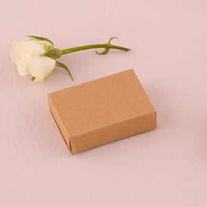 Kraft Drawer-Style Paper Favor Box (8)