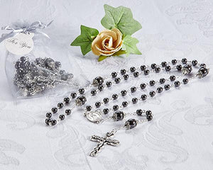 Necklace Hematite Rosary