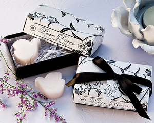Love Dove Scented Soaps Favor - CLOSEOUT PRICE! - InCasaGifts