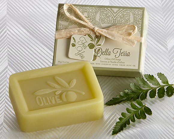 'Della Terra' Olive Oil Soap - CLEARANCE! - CLOSEOUT PRICE! - InCasaGifts