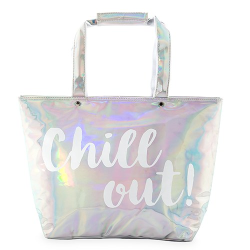 Insulated Cooler Tote Bag - Chill Out