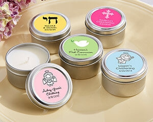 Candle Tin (Available Personalized)