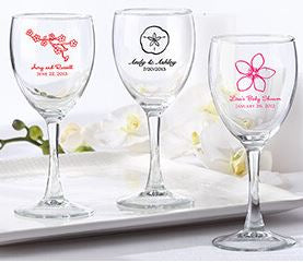 Bridesmaid Gifts Wine Glasses