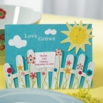 Garden Theme Seed Favors