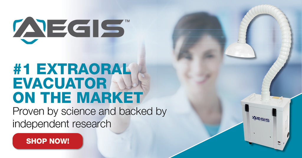 The #1 Extraoral Evacuator on the Market
