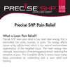Precise SHP Pain Relief Information Card 50/Pk