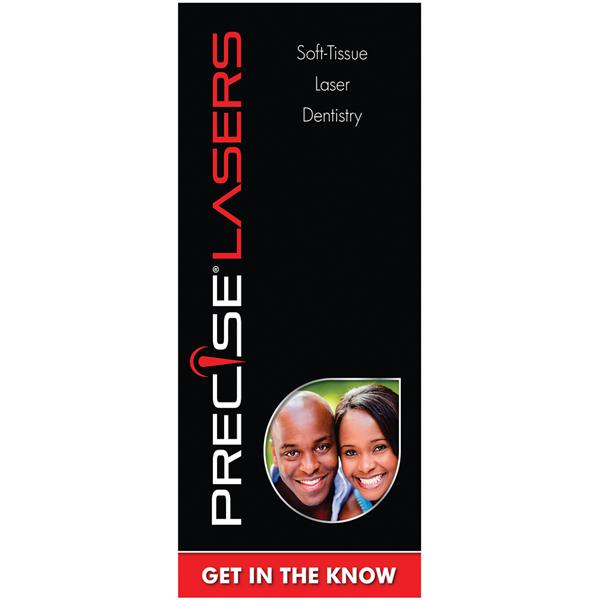 Precise Lasers Patient Education 25/Pk