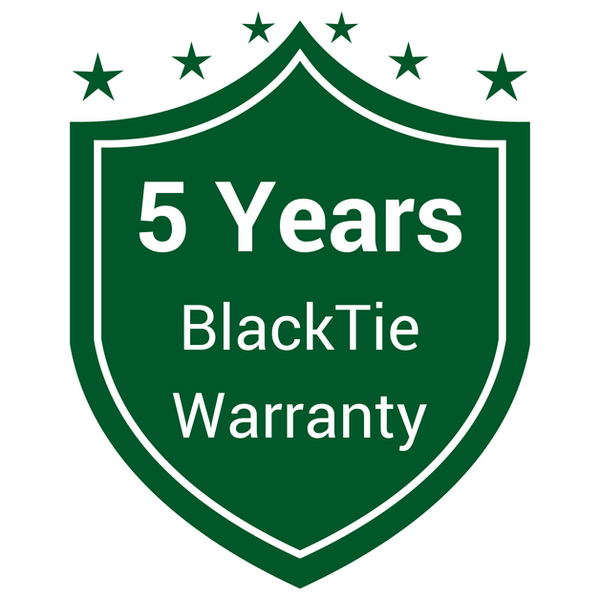 Pioneer Black Tie Warranty