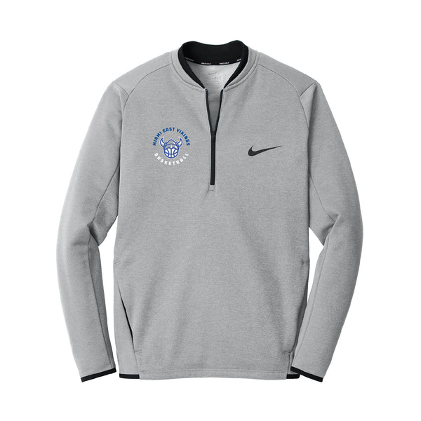 Miami East Basketball Nike Unisex 1/2 Zip