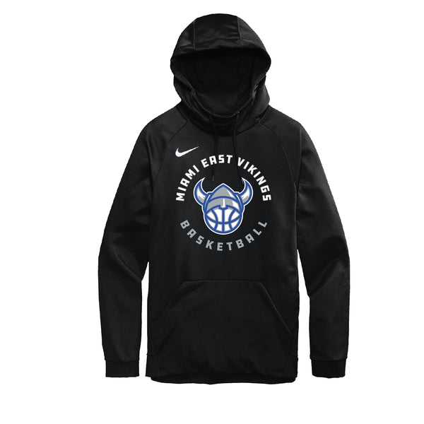 Miami East Basketball Nike Unisex Dri Fit Hoodie
