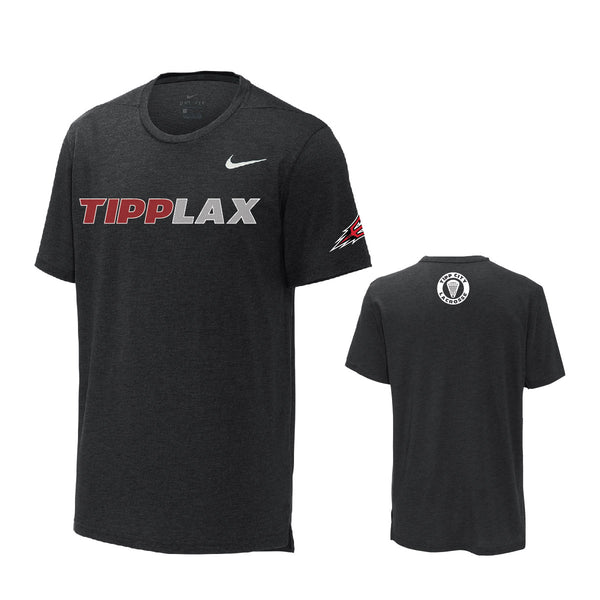 Tipp City Lacrosse Nike Breathe Tee
