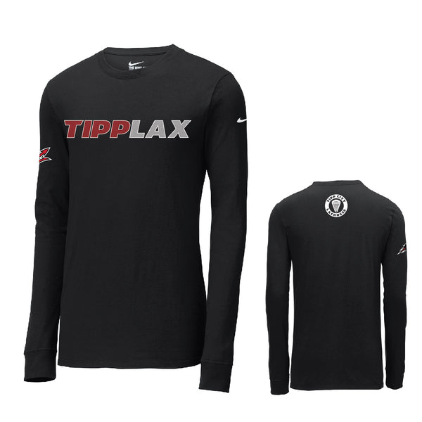 Tipp City Lacrosse Nike Long Sleeve Tee