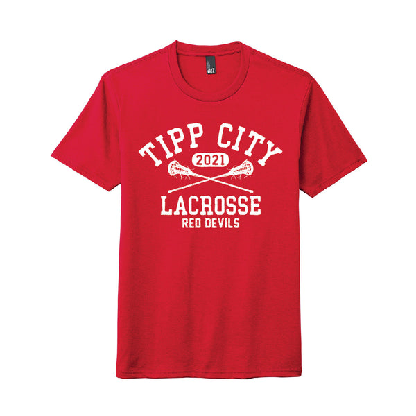 Tipp City Lacrosse Blended Tee