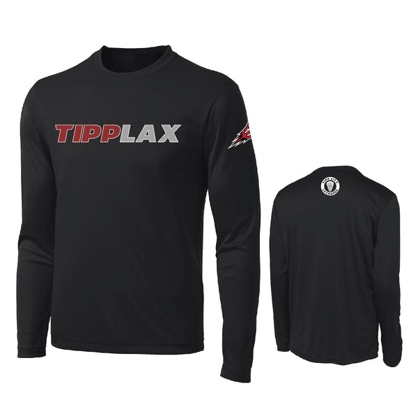 Tipp City Lacrosse Dry Fit Long Sleeve