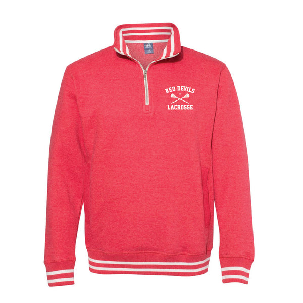 Tipp City Lacrosse Fleece 1/4 Zip