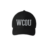 WCOU 4 Stitch Flex Fit Umpire Hat