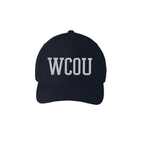 WCOU 8 Stitch Fitted Umpire Hat