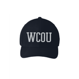 WCOU 6 Stitch Flex Fit Umpire Hat