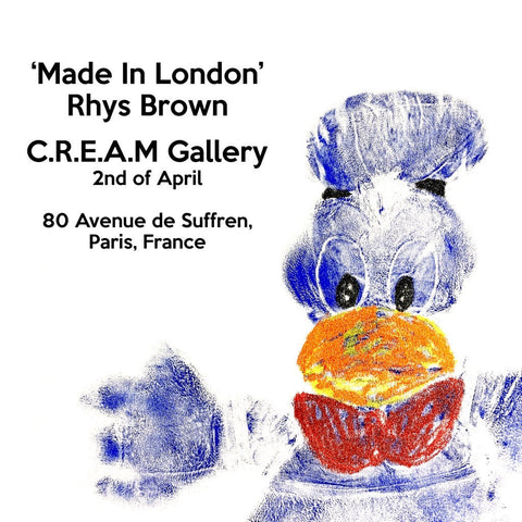 Rhys Brown - Made In London