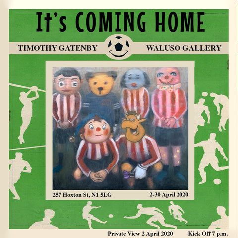 Tim Gatenby - IT'S COMING HOME
