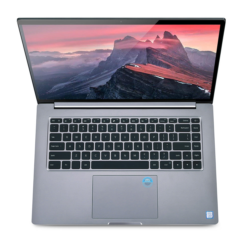 Xiaomi Mi Notebook Pro 15.6 inch Windows 10 Chinese Version Intel Core i5-8250U Quad Core 1.6GHz 8GB RAM 256GB SSD Fingerprint Recognition Dual WiFi