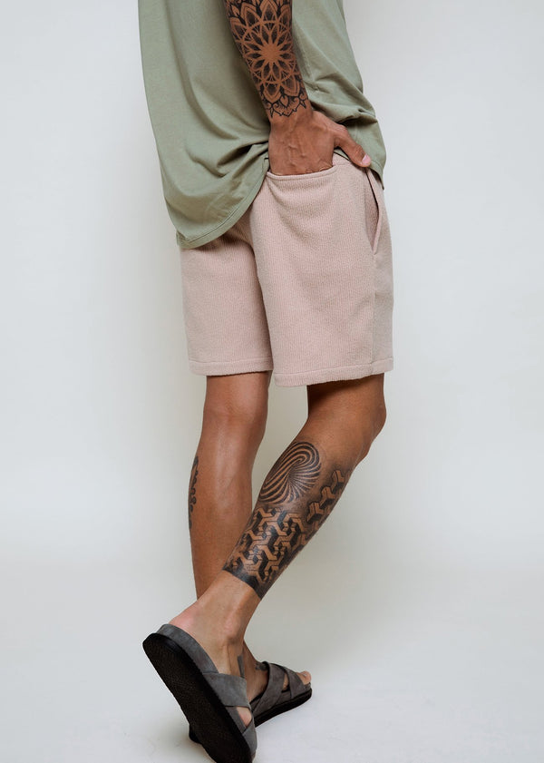 Cord Shorts - Alor The Label