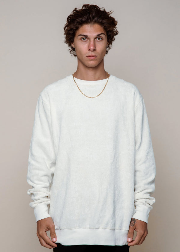 Towel Sweater - Alor The Label