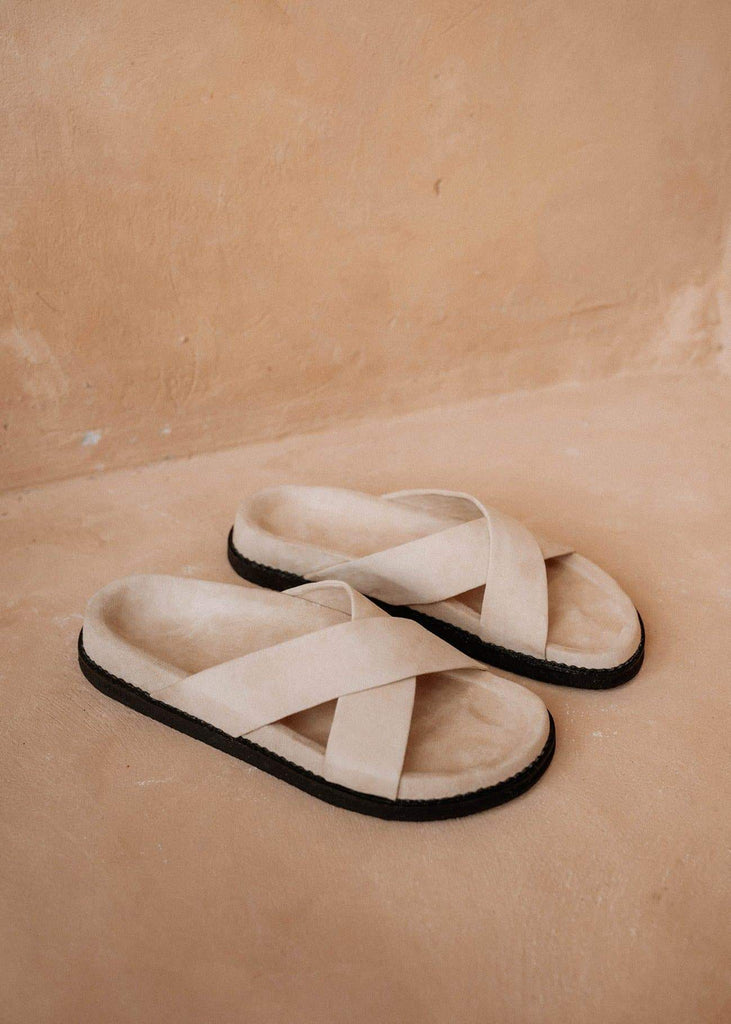 Womens Almond Sandals - Alor The Label