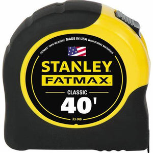 Stanley Fatmax Classic 40' Foot Tape Measure